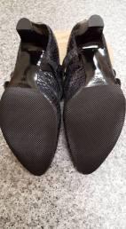 Ladies fine non slip protective soles.